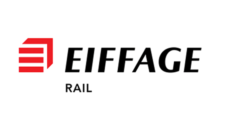 Logo Eiffage Rail